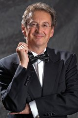Passion for polyphony: Peter Phillips, founder and director of The Tallis Scholars.