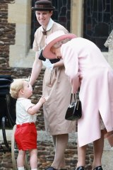 """""""I can't prince today. Don't make me prince"""": Prince George."""