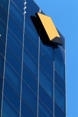 Shares in Commonwealth Bank of Australia have hit a 12-month high on the back of higher dividend payments.