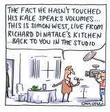 Cartoon: Matt Golding