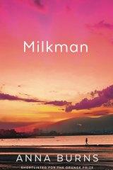 Milkman. By Anna Burns.