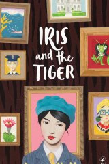 Iris and the Tiger, by Leanne Hall.