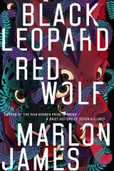 Marlon James' new book <i>Black Leopard Red Wolf</i> is a high-fantasy novel set in a alternative-history central Africa of 1000 years ago.