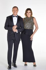 Carols in the Domain will be hosted by Larry Edmur and Kylie Gillies.