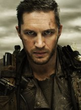 Tom Hardy in <i>Mad Max: Fury Road</i>.