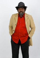 The quiet type: Frank Yamma has lived a varied life.