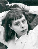 """""""I think she's still a sympathetic character, in spite of her also being a pain in the ass,"""" says Vega of author Carson McCullers (above)."""
