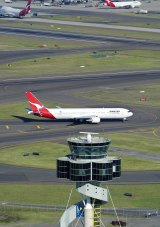 The gaps in the roster could impact the ability to manage planes at Sydney Airport.