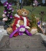 Remembered: Anita Cobby's memorial site at Pinegrove in Minchinbury.