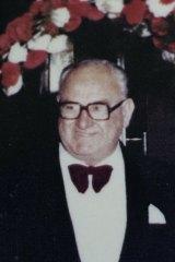 Spy uncovered: Labor MP Albert James.