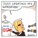 <I>Matt Golding cartoon.</i>