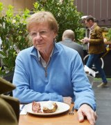 Kerry O'Brien, writer and former host of <i>The 7.30 Report</i>.