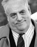 Liberal MP for Rochdale Cyril Smith in 1986, whom an ex-police officer today alleges ordered detectives to drop an investigation into sexual abuse.