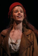 Kerrie-Anne Greenland has won a Helpmann Award in her first professional role, as Eponine in <i>Les Miserables</i>.