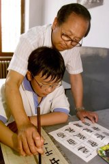 In China, education is 'terribly important for the family'.