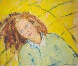 Mary Nolan in a 1937 portrait by Arthur Boyd.