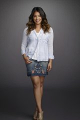 Winning role: Gina Rodriguez in <i>Jane The Virgin</i>.