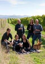 The Pizzini family.
