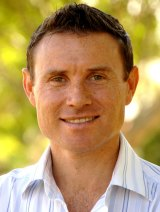 Federal Member for Bowman Andrew Laming.