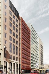 Lawson Place at 165-167 Phillip Street, Sydney, is five floors of completely refurbished office accommodation.