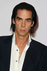 Nick Cave ... nominated at the Screen Music Awards.