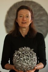 Bronwyn Oliver in 2006.