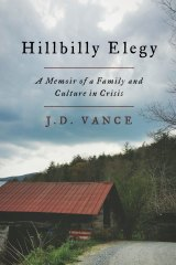 <i>Hillbilly Elegy: A Memoir of a Family and Culture in Crisis</i> by J.D. Vance.