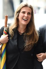 'Charity shag': HSU whistleblower Kathy Jackson.