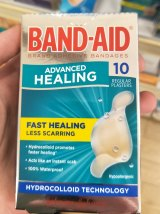 """""""Fast Healing - Less Scarring""""."""