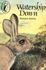 <i>Watership Down</i>, written by Richard Adams.