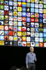 Services such as the App Store and Apple Music are becoming the new growth engine, eclipsing the iPad and the Mac.