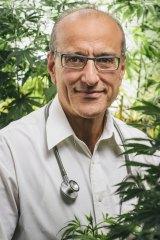 Dr Katelaris was struck off the medical register a decade ago.