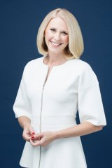 Tracey Spicer has recently begun weaning herself off the extreme grooming demanded throughout her TV career, which was costing her up to $200 a week.