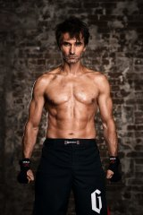 <i>Todd Sampson's Body Hack</i>; the <i>Gruen</i> guy has gone pretty out there.