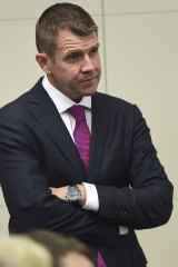 Electricity privatisation proposal under scrutiny: Mike Baird.