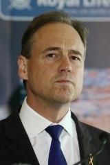 Health Minister Greg Hunt.
