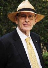 Professor Ross Fitzgerald heads the Australian Sex Party NSW Senate ticket.