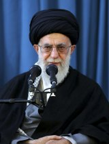 Ayatollah Ali Khamenei advised Ahmadinejad not to run for re-election.