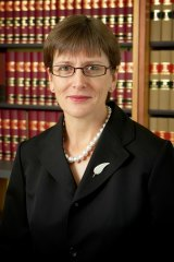 Enormous experience: High Court appointee Michelle Gordon.
