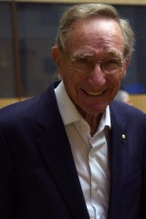 Dr Peter Baume, who chaired the committee responsible for the 1977 report.