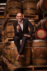 David Vitale of Starward Whisky in Essendon.