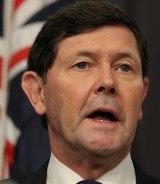 Defence Minister Kevin Andrews.