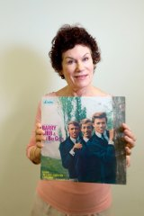 """State Library of Queensland Music librarian Laurel Dingle: """"It's going to last a lot longer here than in his garage."""""""