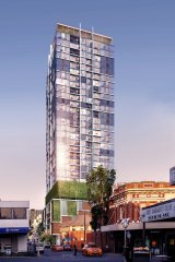 Brisbane City council approved Valley Metro's residential tower on June 9.