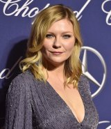 Kirsten Dunst arrives at the 28th annual Palm Springs International Film Festival Awards.