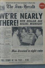 The Sun-Herald on February 13, 1966.