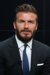 Goldenballs: David Beckham is one of many celebrities who were involved in schemes set up by Ingenious Media to capitalise on tax breaks.