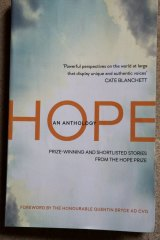 <i>Hope: An Anthology</i>.