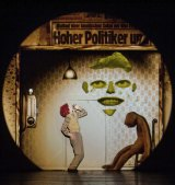 <em>Golem</em> is a clever combination of animation, live music and performance by British theatre company 1927.