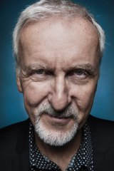 """Apocalypse is my go-to spot"": James Cameron."